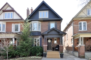 Stately Edwardian in High Park Cul-De-Sac